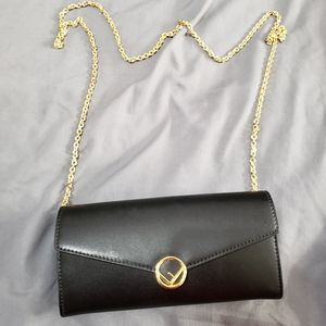 Brand New AUTHENTIC Fendi wallet on chain